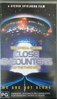 THE SPECIAL EDITION CLOSE ENCOUNTERS OF THE THIRD KIND - VIDEO VHS