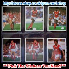 Player portrait 1986 Season Sports Single Stickers