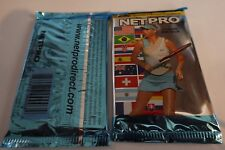 2003 LIMITED NETPRO INTERNATIONAL SERIES TENNIS 5 TRADING CARDS PER PACK