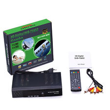 TV Box DVB-T2+S2 COMBO Video Broadcasting Satellite Receiver HD1080P & keyboard