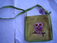 Bolso de Bandolera lechuza de BB klostermann diferentes colores 29x29cm