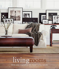 Living Rooms: Ideas and Inspiration for Stylish Living Spaces (Design Library):