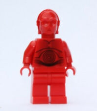 LEGO® Star Wars™ R3PO from set 7879 - Red C3PO R 3PO