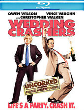 Wedding Crashers (Blu-ray Disc, 2008, Unrated Uncorked Edition) Owen Wilson