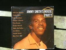 JIMMY SMITH  HOUSEPARTY BLUE NOTE RECORDS MONO