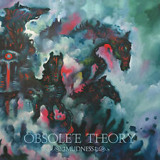 "OBSOLETE THEORY ""Mudness"" digiCD - Avantgarde Black Metal (SEALED)"