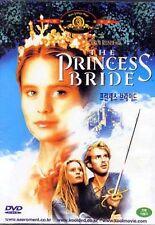 Princess Bride - Rob Reiner, Cary Elwes, Mandy Patinkin, 1987 / NEW
