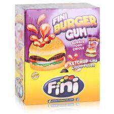 Tri Fini Burger Gum Kaugummis 200 Stück in der Box (1er Pack)