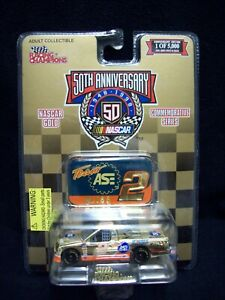 Racing Champions Nascar Gold Team ASE Mike Bliss Limited Edition Nascar Truck