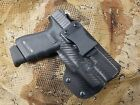 Gunner's Custom Holster fits Glock 17 22 31 Olight PL-MINI 1 / MINI 2 Valkyrie