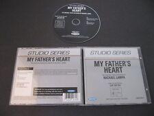 Rachael Lampa my father's heart single studio series - CD Compact Disc