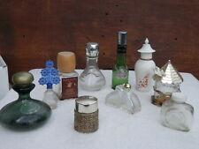 Lot Vintage Perfume Cologne Bottles Avon Brut Revlon English Leather Other 1949
