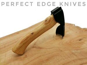 Custom Curved Bowl Adze Woodworking Wood Carving Medium Adze Inside Bevel by PEK