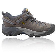 Scarpe da ginnastica da uomo trekking, escursioni, arrampicate marrone con stringhe