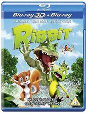 Ribbit 3D [Blu-ray] * NEW & SEALED - FAST UK DISPATCH *