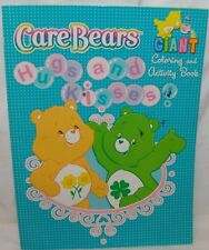 Care Bears Giant Hugs and Kisses Coloring Activity Book 2006