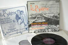 PUCCINI: La Bohème > Pavarotti Freni Ghiaurov Panerai Karajan / Decca UK stereo