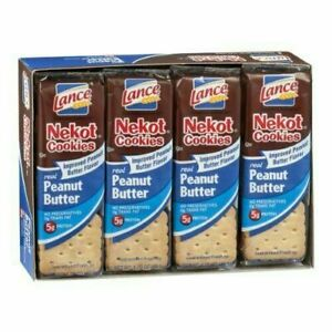 Lance Nekot Cookies Peanut Butter