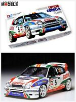 TOYOTA COROLLA WRC C.SAINZ L.MOYA Tamiya 24209 1/24 Model Kit New Nuovo