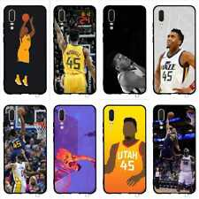 Estrella de baloncesto Cubierta Para Huawei P10 Lite caso P8 P20 Pro P9 P Smart Mate 20 10