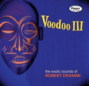 Robert Drasnin Voodoo III CD Dionysus Records - Exotica