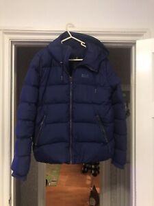 womens jack wolfskin coat 14/16