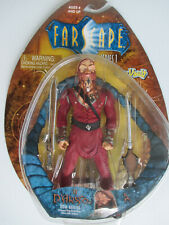 Character from Farscape - D'Argo Luxan Warrior - Nib