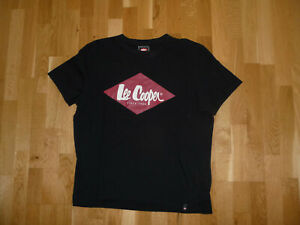 Lee Cooper T-Shirt Gr.XL schwarz