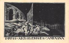 3069) VERONA, 8 REGGIMENTO ARTIGLIERIA DA CAMPAGNA.