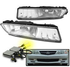 Fog Amp Driving Lights For Acura Tl Ebay