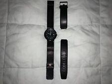 Braun 0142BKBKG GMT Watch