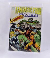 Fantastic Four vs The X-Men TPB (1990, Marvel) #1-1ST