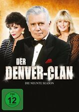 DENVER CLAN SEASON 9 MB  6 DVD NEU JOAN COLLINS/LINDA EVANS/JOHN FORSYTHE/+