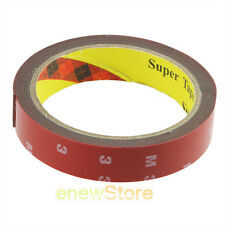 3M Automotive Truck Acrylic Plus Double Sided Foam Attachment Tape Adhesive 20mm