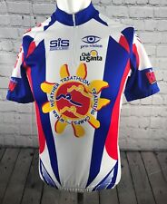 CYCLING JERSEY SHIRT CLUB LA SANTANA WARM WEATHER TRIATHLON SIZE 3 PRO VISION