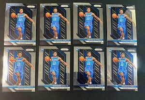(8) 2018 Prizm HAMIDOU DIALLO #9 RC Rookie LOT - 8 cards INVESTMENT
