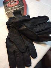 Lightweight Driving Gloves Car, Motorcycle Bikers Genuine Leather Black