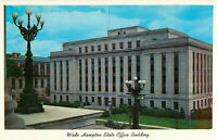 Postcard Wade Hampton State Office Building, Columbia, SC