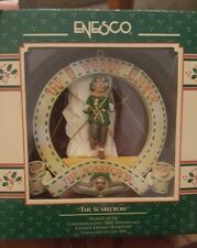 1989 Enesco The Wizard of Oz 50th Anniversary Ornament The Scarecrow NIB NEW IN