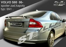 SPOILER REAR BOOT VOLVO S80 WING ACCESSORIES