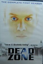 Stephen King's The DEAD ZONE The COMPLETE FIRST SEASON 13 Episodes+Sp Features
