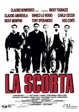 Dvd La Scorta (1993) - Ricky Tognazzi Claudio Amendola.....NUOVO