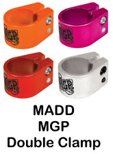 MADD MGP DOUBLE CLAMP - Various Colours Available