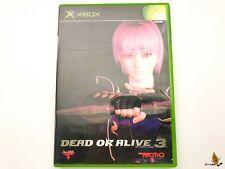 DEAD OR ALIVE 3 - XBOX JAP - XBOX0045