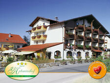 7T Wellness Kurzurlaub im Hotel Antoniushof 3*S Bayerischer Wald für 2Pers. + HP