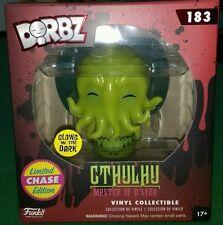 Cthulhu: Master of R'lyeh Vinyl Figure Funko Dorbz #183 Glow in the Dark Chase V