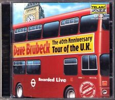 Dave BRUBECK The 40th Anniversary Tour U.K. I Got Rhythm Time of Our Madness CD