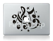 "Musical Note* Vinyl Decal Skin Sticker for Macbook Air/Pro/Pro Retina 11""13""15"""