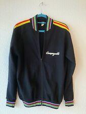 Vintage Original CAMPAGNOLO Jacket Zipper WOOL Size: 50
