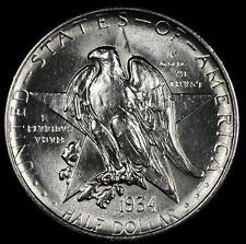 PARTING OUT SET. HIGH GRADE CHOICE BU 1934 TEXAS COMMEMORATIVE HALF DOLLAR!